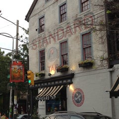 Photo taken at Standard Tap by Tom S. on 8/25/2012