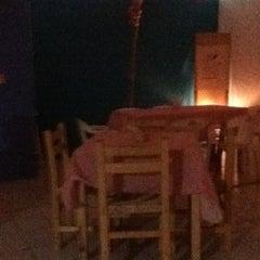 Photo taken at Las Pizzas del Bor by Ricardo on 8/6/2012