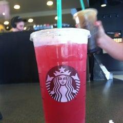 Photo taken at Starbucks by Silvia O. on 3/28/2012