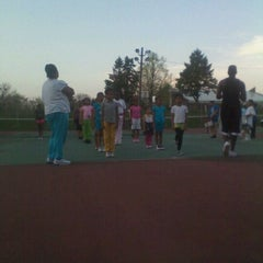 Photo taken at Princeton Rec. Center & Park by Ja'Michael D. on 3/22/2012