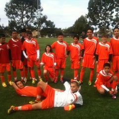 Photo taken at Parras Field by Rudy H. on 3/24/2012