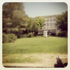 Photo taken at Ekonomski fakultet (EFZG) by Marko B. on 5/18/2012