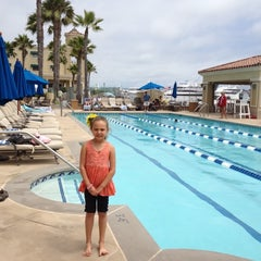 Photo taken at Balboa Bay Resort by ittai s. on 6/3/2012