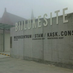 Photo taken at Stadsmuseum Gent | STAM by Wim B. on 9/4/2012