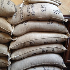 Photo taken at Coffee Roastery by Amerjit on 4/22/2012