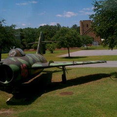 Photo taken at Mighty 8th Airforce Museum by Spencer G S. on 5/10/2012