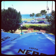 Photo taken at Caffé Nero by İsmail T. on 7/16/2012