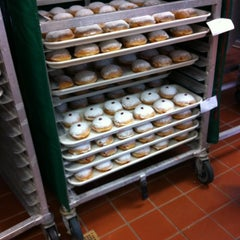 Photo taken at Krispy Kreme by Karim S. on 6/1/2012