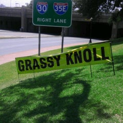 Photo taken at The Grassy Knoll by Devon J. on 7/8/2012