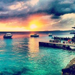 Photo taken at Buddy Dive Resort Bonaire by Thomaz M. on 5/11/2012