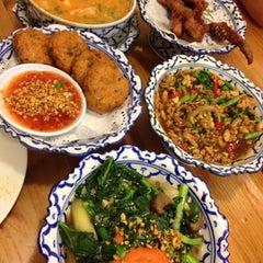 Photo taken at Nakhon Kitchen by Cher A. on 2/22/2012