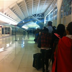 Photo taken at TSA Security Line by 'Carla I. on 2/17/2012