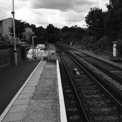 Photo taken at Penge East Railway Station (PNE) by Gordon C. on 8/23/2012