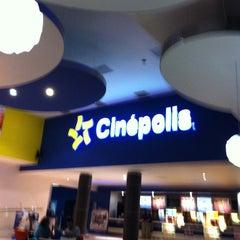 Photo taken at Cinépolis by Alex P. on 6/5/2012