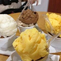 Photo taken at Capriccio Cafe & Gelatto by Mario C. on 7/28/2012