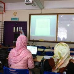 Photo taken at Fakulti Sains Komputer Dan Matematik UiTM by Dato' Mohammad N. on 6/13/2012
