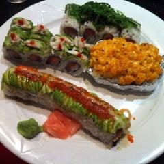 Photo taken at Tasu Asian Bistro Sushi & Bar by Elisha Gutloff, M. on 4/30/2012