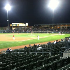 Photo taken at Banner Island Ballpark by Keith A. on 9/1/2012