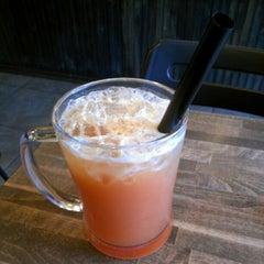 Photo taken at Half & Half Tea House 伴伴堂 by Derrick C. on 6/9/2012