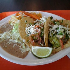 Photo taken at Rodolfo's Mexican Grill by Zachary B. C. on 5/7/2012
