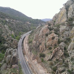 Photo taken at Despeñaperros by Pedro T. on 4/25/2012