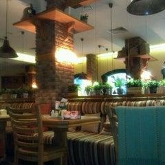 Photo taken at Madyar Grill Bar by Julia P. on 8/28/2012
