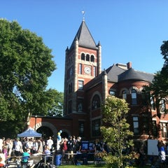 Photo taken at University of New Hampshire by Dawn Z. on 9/13/2012