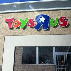 "Photo taken at Toys""Я""Us by Matt L. on 3/17/2012"