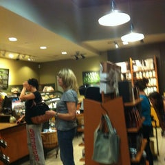 Photo taken at Starbucks by Justin Z. on 9/6/2012