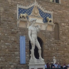 Photo taken at Palazzo Vecchio by Nursultan T. on 7/27/2012