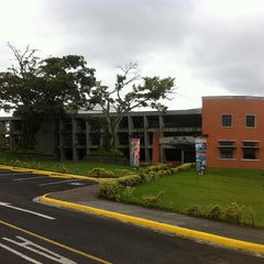 Photo taken at Ciudad de la Investigación by Andrey M. on 7/13/2012