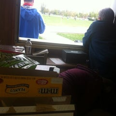 Photo taken at Blackhawk Middle School's Concession Stand by Jenn N. on 4/11/2012