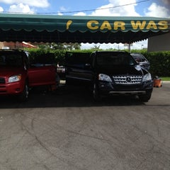 Photo taken at Miami Car Spa by Miguelin on 7/20/2012