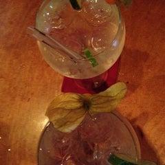 Photo taken at Lotus Bcn Cafe y CocktaiLs by Irina N. on 6/13/2012