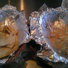 Photo taken at Chipotle Mexican Grill by Tess S. on 3/24/2012