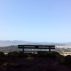 Photo taken at Grand View Park by Mary B. on 4/28/2012