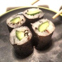 Photo taken at Yo! Sushi by Khalil A. on 9/4/2012