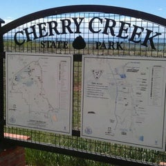 Photo taken at Cherry Creek State Park by Brian H. on 4/22/2012