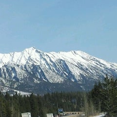 Photo taken at Banff National Park by Marie Y. on 4/9/2012