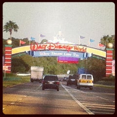 Photo taken at Walt Disney World Resort by William W. on 7/22/2012