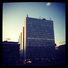Photo taken at Stockholms Stadsteater by Fredrik H. on 5/5/2012