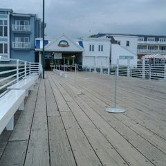 Photo taken at Shepler's Mackinac Island Ferry by Christopher S. on 5/28/2012