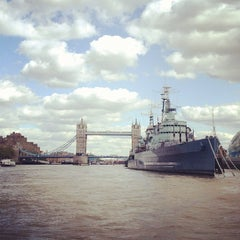Photo taken at London Bridge City Pier by Mohammed A. on 5/12/2012