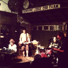 Photo taken at New World Brewery by Lauren C. on 6/9/2012