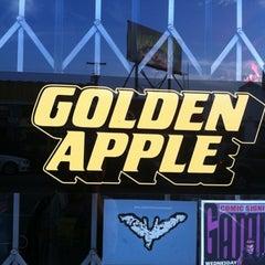 Photo taken at Golden Apple Comics by Berto M. on 8/4/2012