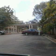 Photo taken at Universidad Católica Santo Domingo (UCSD) by Eduardo M. on 2/18/2012
