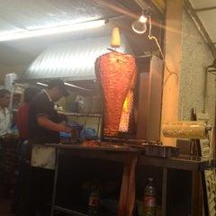 Photo taken at Tacos El Sabores by J Alberto R. on 4/21/2012