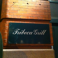 Photo taken at Tribeca Grill by Ari L. on 4/20/2012