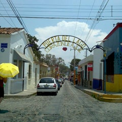 Photo taken at Ajijic by Axa Gozadero on 8/5/2012