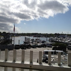 Photo taken at Tugboats Restaurant by Steven G. on 6/17/2012